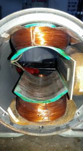 Afyonkarahisar fırçalı dc motor Bobinaj Ustası